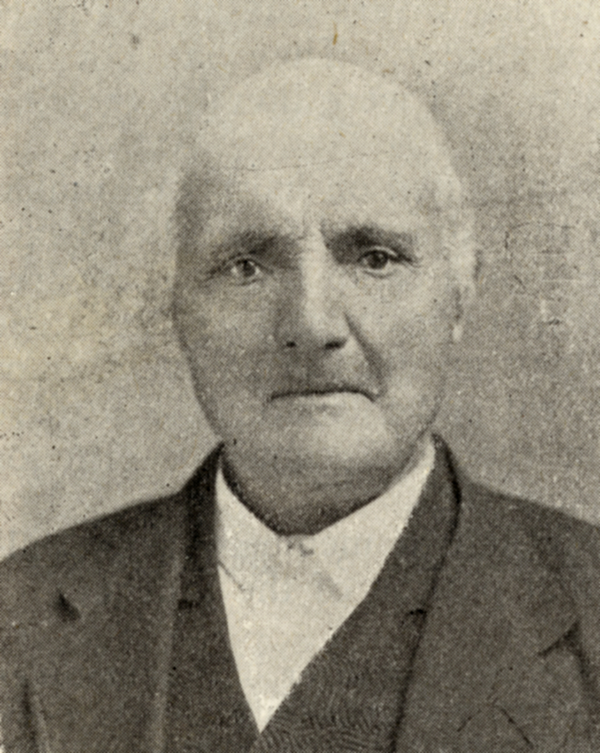James G. Willie in the 1890s